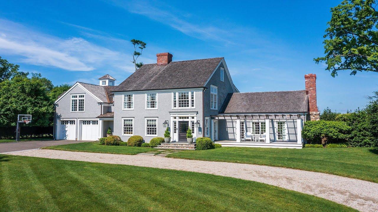 Explore the Idyllic Estate at 90 Long Neck Road in Darien, Connecticut