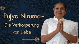Pujya Niruma - Die Verkörperung von Liebe