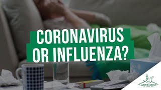 Coronavirus or Influenza???