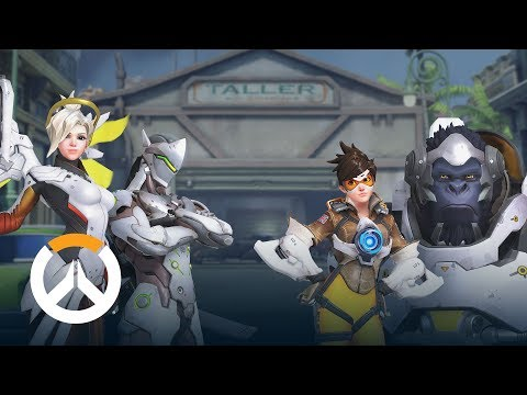 Overwatch Seasonal Event | Storm Rising | Overwatch Archives
