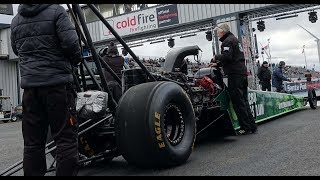 TOP FUEL POWER - 1 Second On The Throttle - 1/4 Mile 8.8 Seconds