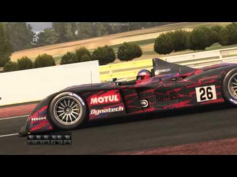 Race Driver: GRID - Audi R10 TDI - LMP1 LeMans