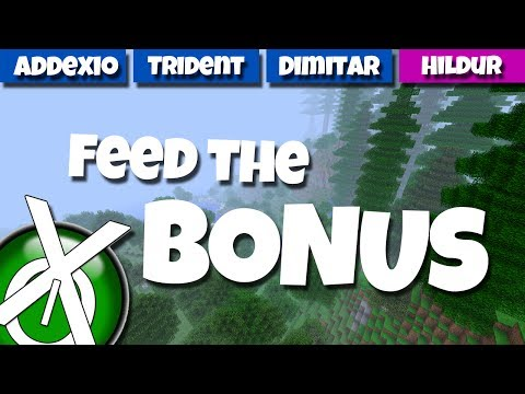 FTB Sesong 2 - Feed The Bonus! (Ep 13)