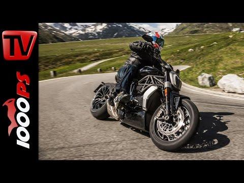 Ducati XDiavel S Test in den Alpen   Dicke Leistung für dicke Eier Foto
