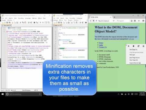 Introduction to html DOM document object model