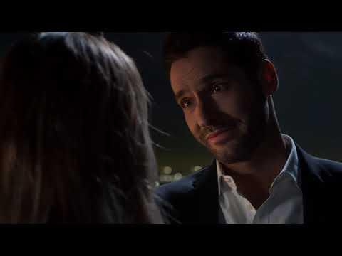 Lucifer 4x10 Ending Scene / Chloe Says 'I Love You' / Lucifer Goes Back To Hell Season 4 Finale