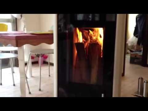 暖家屋のバイオマス蓄熱暖房
