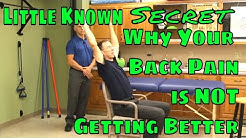 hqdefault - Save Yourself From Low Back Pain Amazon