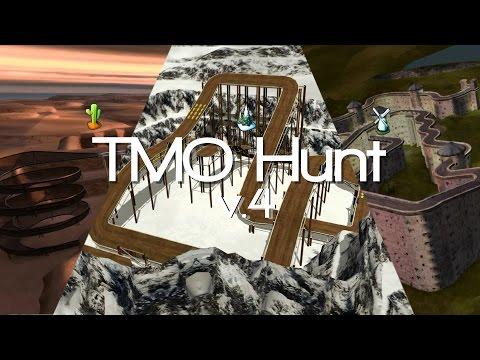 TrackMania - TMO Hunt v.4
