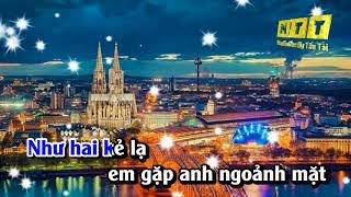 Những Lời Này Cho Em Tone Nam Karaoke Tiến Tài