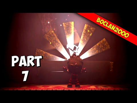 LittleBigPlanet 3 Walkthrough Part 7 - Illuminator and Zom Z