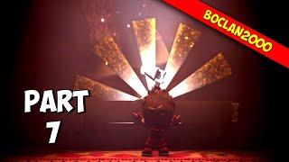 LittleBigPlanet 3 Walkthrough Part 7 - Illuminator and Zom Zom's Manglewood Shop (PS4 LBP3)