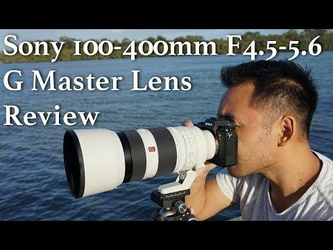 Sony 100-400mm F4.5-5.6 G Master Lens Review | John Sison