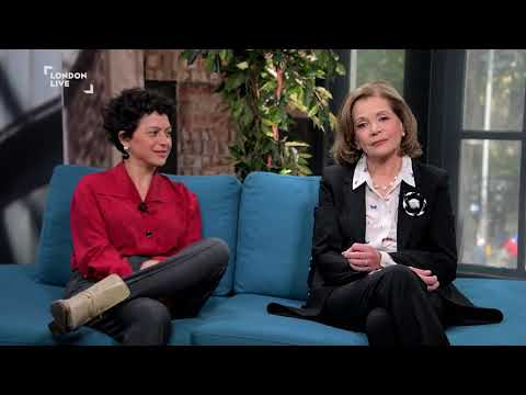 Alia Shawkat & Jessica Walter on Arrested Development, dentures, and nuclear war  London Live