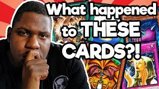 Top 5 Forgotten Yu-Gi-Oh Mechanics! What Happened?