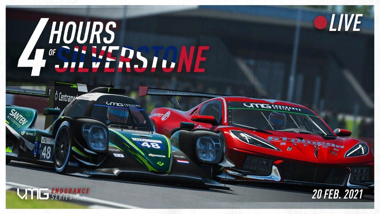 Download VMG Endurance Series 2021 | 4 Hours of Silverstone