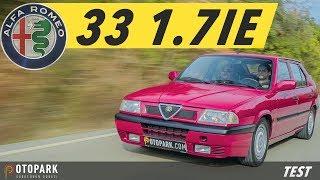 Alfa Romeo 33 1.7 IE | GTI Avcısı | TEST