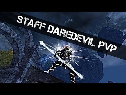 Guild Wars 2 - Staff DareDevil PvP #DMGonly thumbnail