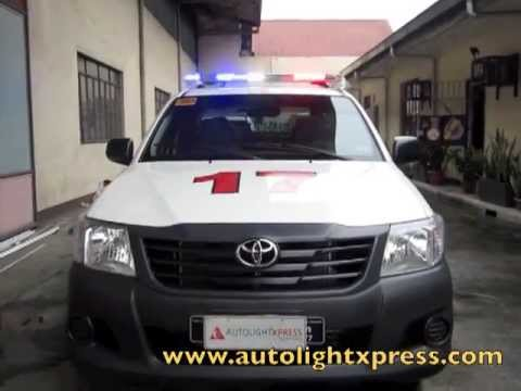 STAR Tollway Patrol Vehicle Unit
