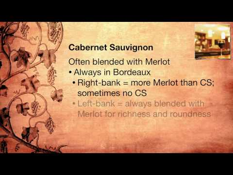 Red Wine Basics From My Wine Smarts