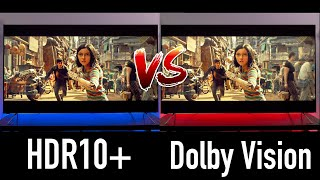 HDR10+ vs Dolby Vision HDR Comparison | Best HDR Movie Format