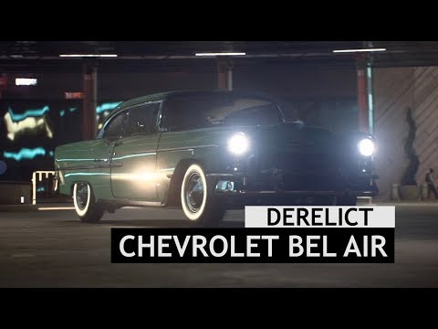 Need For Speed Payback: Derelict Chevrolet Bel Air Location [All Parts]