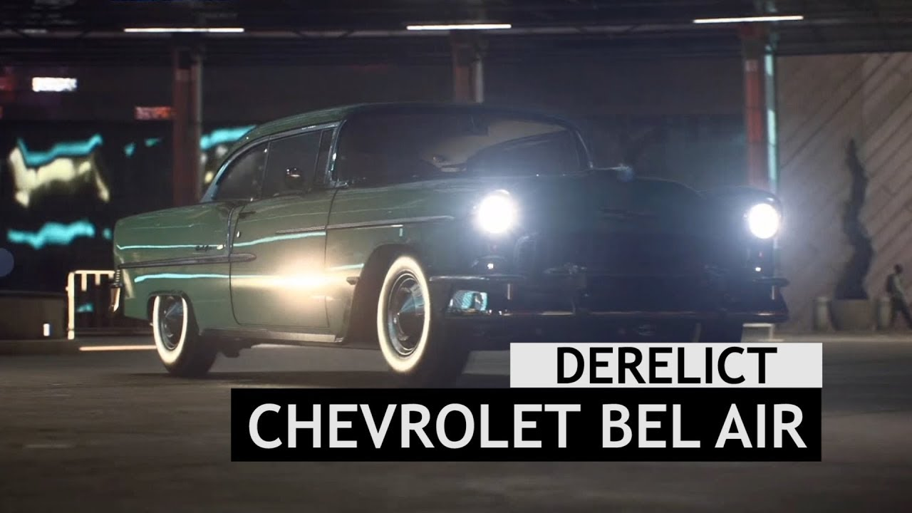 Need For Speed Payback Derelict Chevrolet Bel Air Location All Parts Youtube