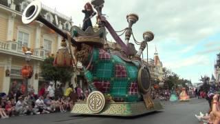 Festival of Fantasy Parade 2015