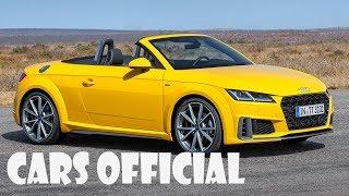2019 Audi TT Roadster: Beautiful Women + Test Drive