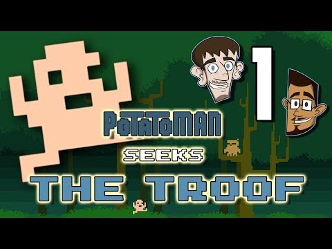 Potatoman Seeks The Troof | Let's Play Part 1 - For The Birds | Below Pro |
