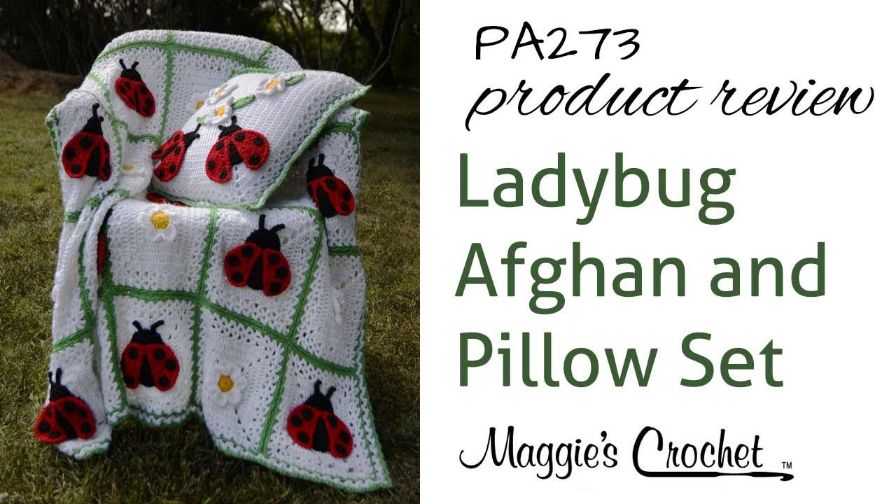 Ladybug afghan and pillow review crochet pattern pa273 youtube ladybug afghan and pillow review crochet pattern pa273 bankloansurffo Choice Image