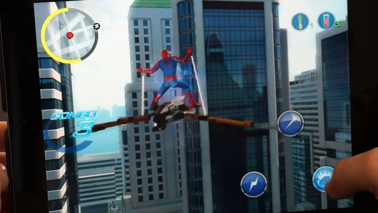 The Amazing Spider-Man out for iOS and Android