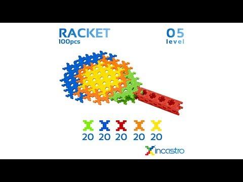 INCASTRO | Level 5 | Racket
