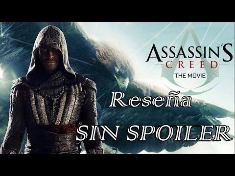 Reseña Assasin's Creed SIN SPOILER | Hydespeon