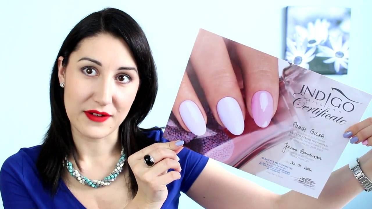 Czy Warto Isc Na Szkolenie Z Manicure Hybrydowego Indigo Youtube