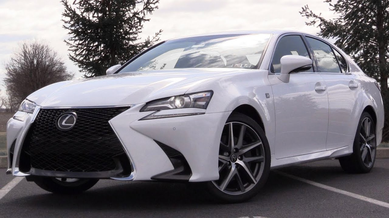 2018 Lexus GS 350 F Sport: Review - YouTube