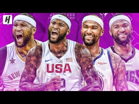 DeMarcus Cousins VERY BEST Highlights & Plays Throughout His Career!
