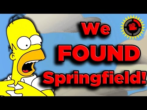 Film Theory: We FOUND The SIMPSONS!