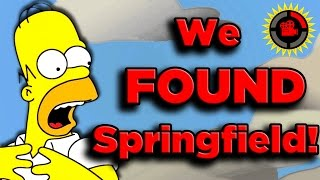 Film Theory: We FOUND The SIMPSONS!...
