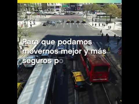 """<h3 class=""""list-group-item-title"""">Puesta en valor de los carriles exclusivos de Av. Córdoba</h3>"""