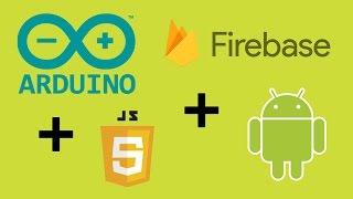 Domótica: Control de 3 LED con Arduino, Firebase, Javascript y Android (Introducción)