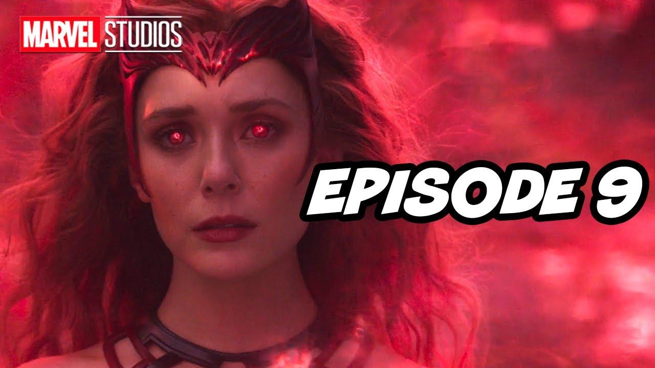 Download Wandavision Episode 9 Finale TOP 10 Breakdown and Marvel Ending Explained