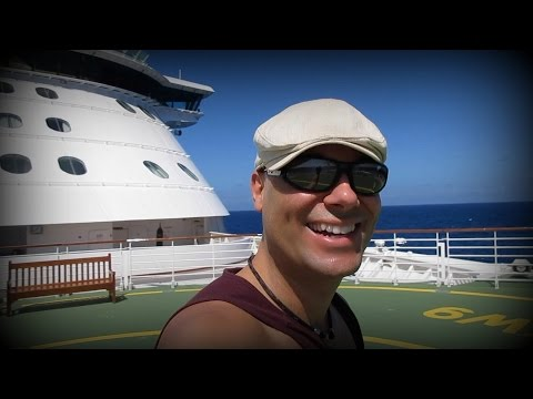 All Aboard The Jewel Of The Seas Vacation P1