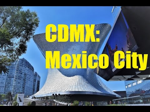 Top 10 AMAZING Facts about Mexico City CDMX | Mexico History | 2017 | TheCoolFactShow EP71