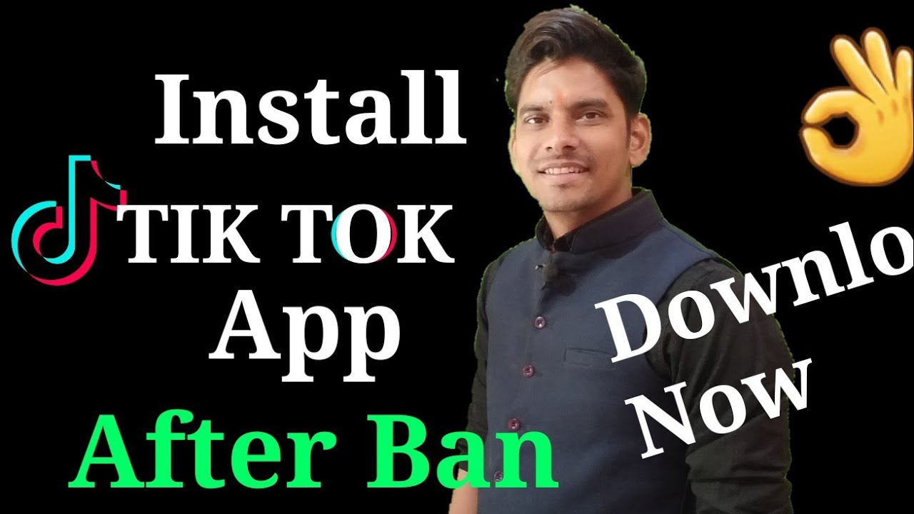 How to Install Tik Tok App in India After Ban | TikTok Apk Download | Tik Tok Banned in India  #Smartphone #Android