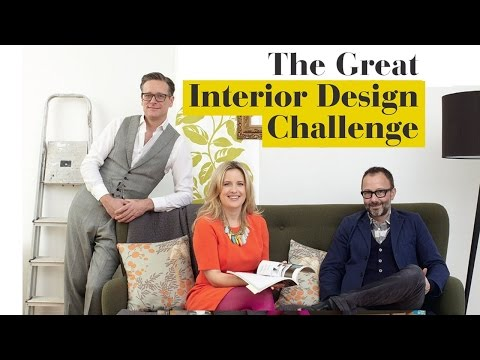 The Great Interior Design Challenge S03E06 Timber Framed Houses