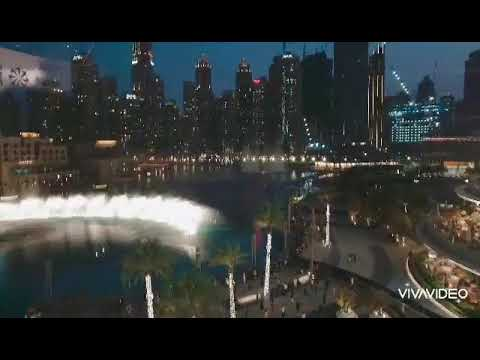 Dubai Fountain – Ras Al Khaima – Umm Suqeim Beach