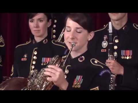 United States Army Field Band: French Horn