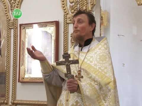 Уникальная икона в храме Святой Троицы