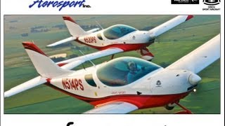 SportCruiser, Czech Sport Aircraft, Fox Aerosport Colorado.